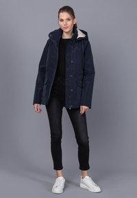 Felix Hardy - Winter jacket - navy - 1
