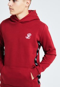 Illusive London Juniors - ILLUSIVE LONDON GRAVITY - Hoodie - red - 2