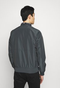 s.Oliver - Summer jacket - grey/black - 2