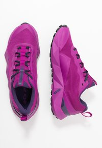 Columbia - FACET15 - Hiking shoes - berry jam/deep purple - 1