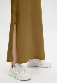 Kaffe - KACELINA - Maxi dress - cumin - 4