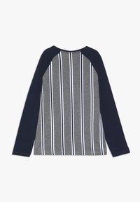 s.Oliver - Long sleeved top - dark grey melange - 1