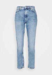 Monki - Jeans a sigaretta - blue medium dusty - 5