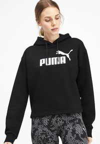 Puma - ELEVATED ESSENTIALS  - Hoodie - black - 0