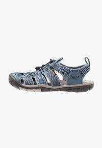 Keen - CLEARWATER CNX - Walking sandals - blue mirage/citadel - 0