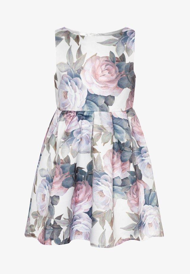 GIRLS ASHANTI DRESS - Cocktail dress / Party dress - white