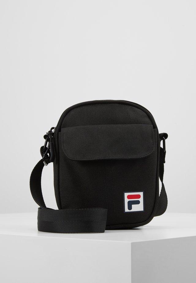 URBAN LINE PUSHER BAG MILAN - Skulderveske - black