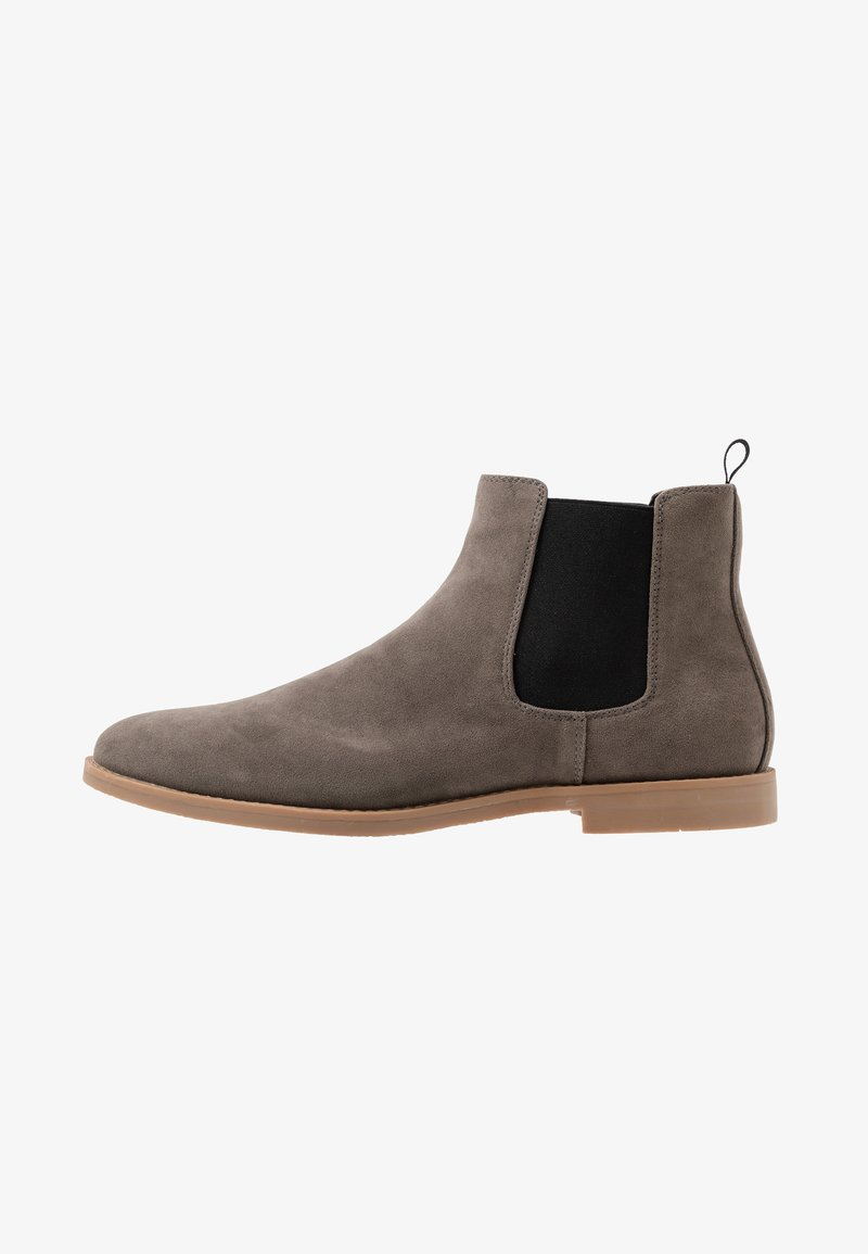 Pier One - Classic ankle boots - grey