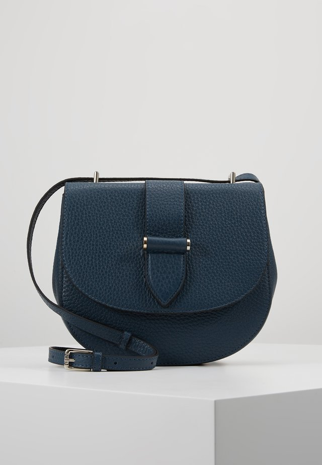 KIM SATCHEL BAG - Schoudertas - denim