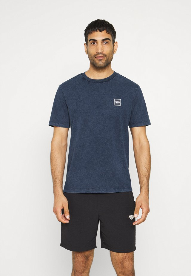 MARK - T-shirt basic - navy
