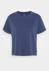 Levi's® - GRAPHIC VARSITY TEE - T-shirt print - outline chesth - 4