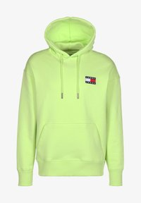 Tommy Jeans - Sweat à capuche - faded lime - 0