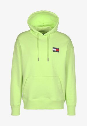 Sweat à capuche - faded lime