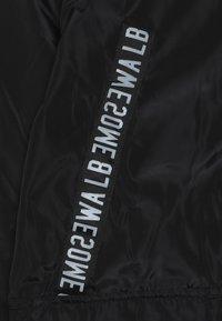 Lemon Beret - TEEN BOYS JACKET - Winter jacket - black - 3