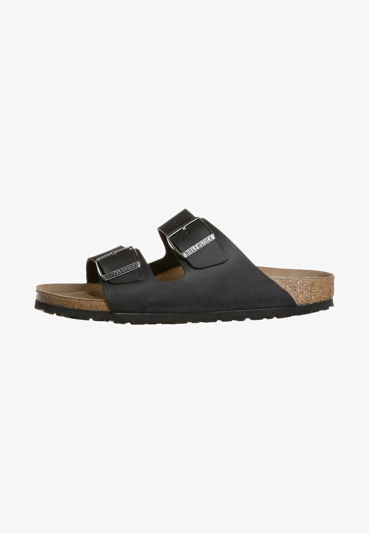 Birkenstock - ARIZONA - Slippers - black