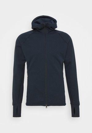 MONO AIR HOUDI - Zip-up hoodie - blue illusion