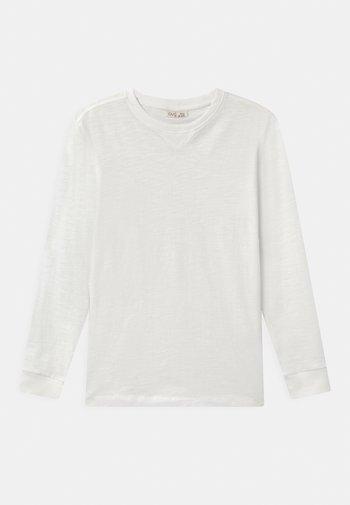 Maglietta a manica lunga - cloud dancer