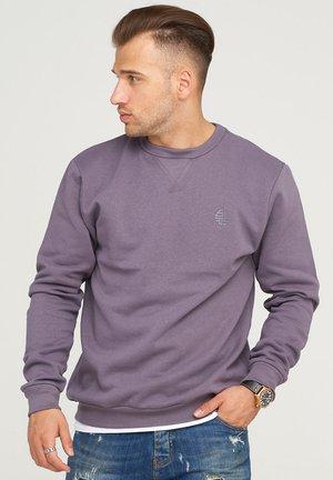 PORT LOUIS - Sweatshirt - dark mauve violett