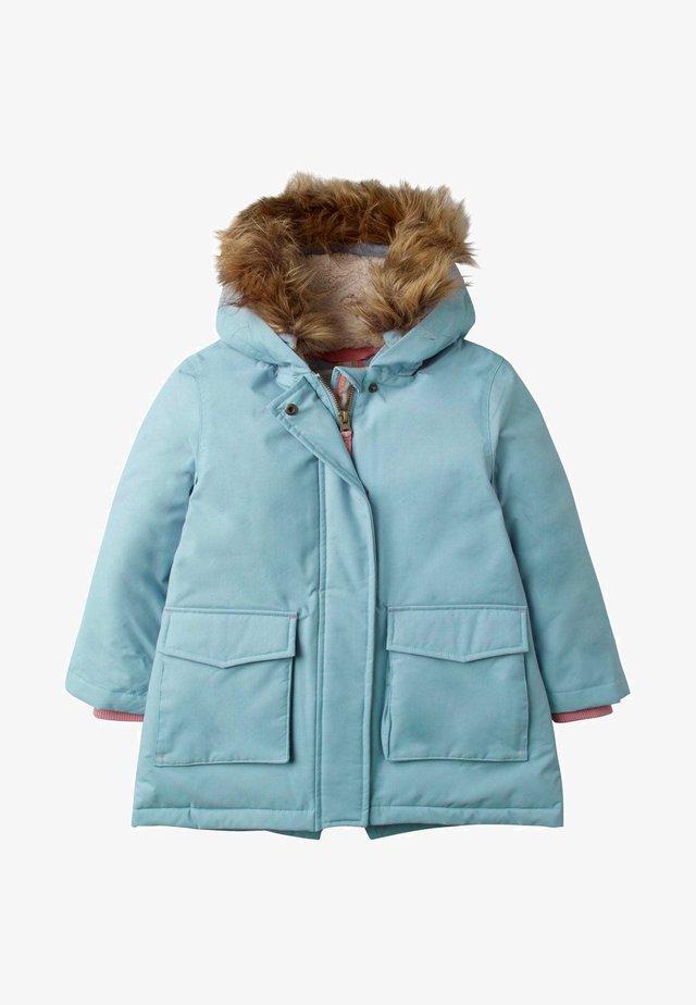 Winter coat - zarte glockenblume