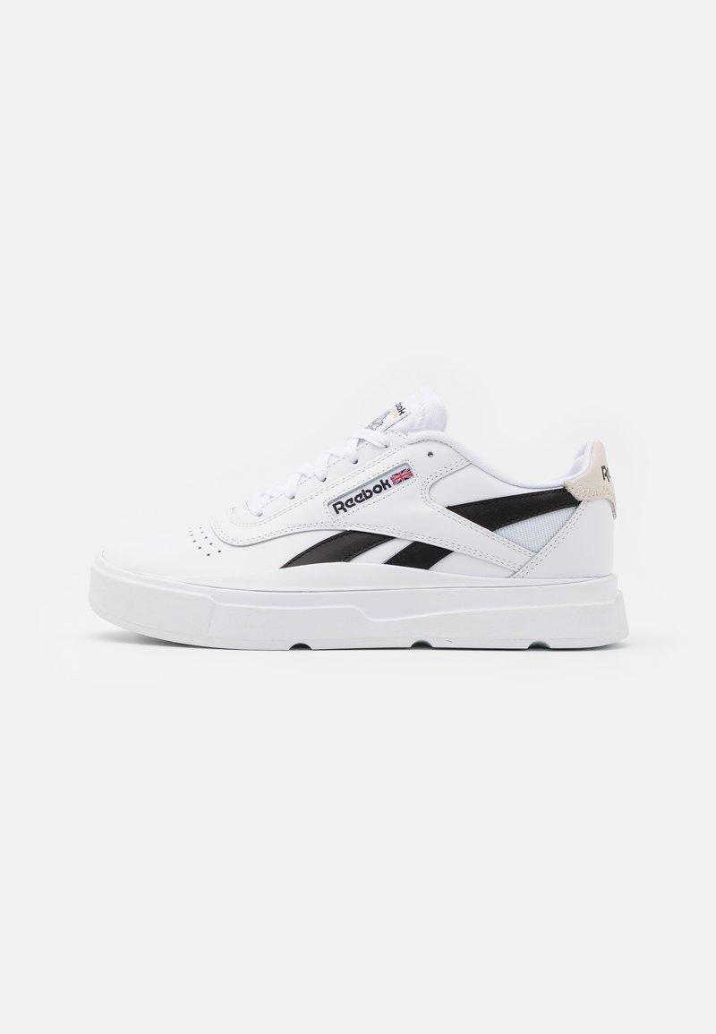 Reebok Classic - LEGACY COURT UNISEX - Sneakersy niskie - white/black