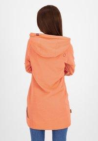 alife & kickin - Zip-up hoodie - peach - 3