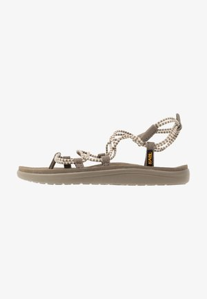 VOYA INFINITY STRIPE - Outdoorsandalen - birch/brindle