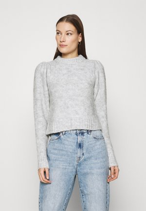 ANGELA - Jumper - light grey