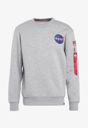 Sweatshirt - grey