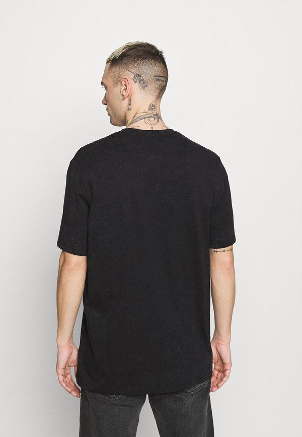 Only & Sons ONSGUNS AND ROSES LIFE - T-shirt z nadrukiem - black/czarny Odzież Męska TNOO