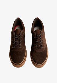 Mango - PUXET - Sneakersy niskie - braun - 1