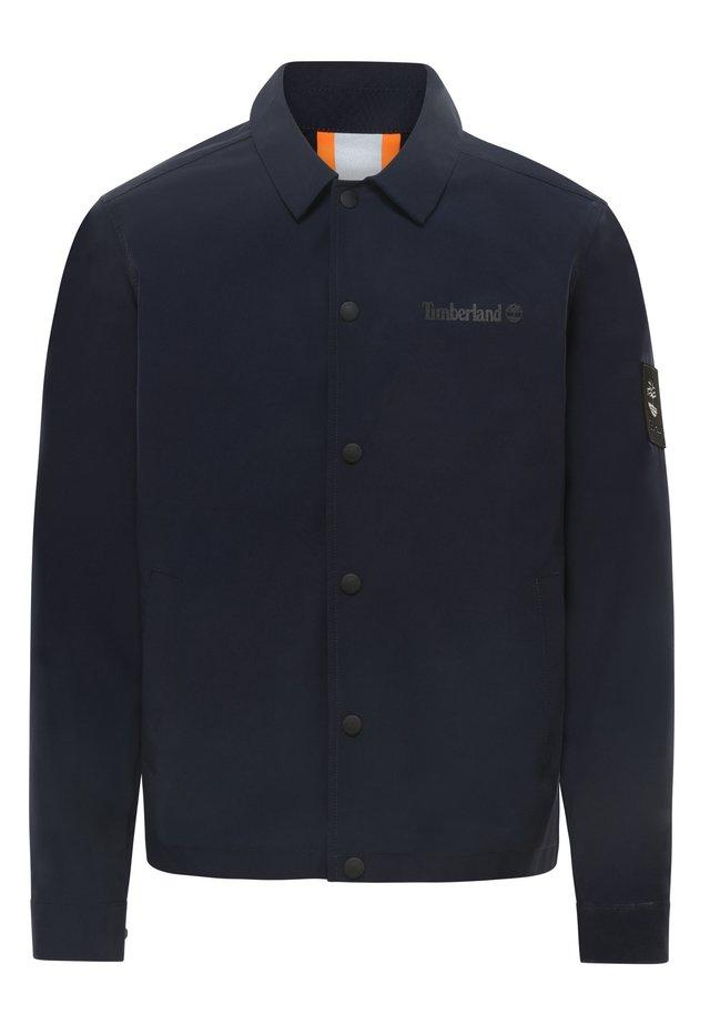 MOUNTAIN  - Summer jacket - dark blue