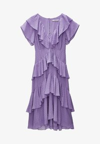 Uterqüe - Day dress - lilac - 5