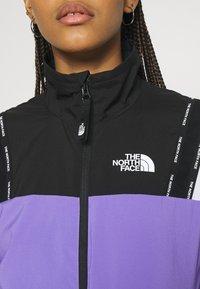 The North Face - WIND JACKET - Training jacket - pop purple/black - 5