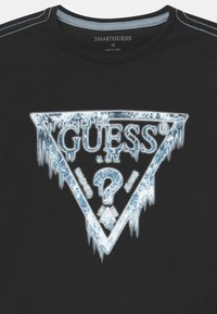 Guess - JUNIOR  - Long sleeved top - jet black - 2