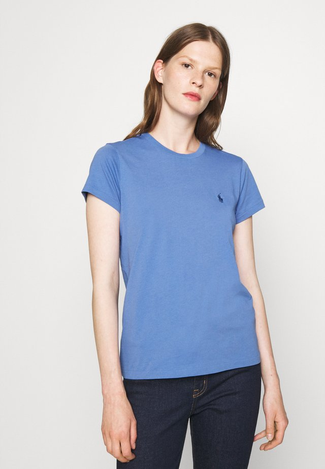 TEE SHORT SLEEVE - Basic T-shirt - deep blue