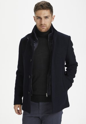 MATINIQUE MAHARVEY SHORT - Blazer jacket - dark navy