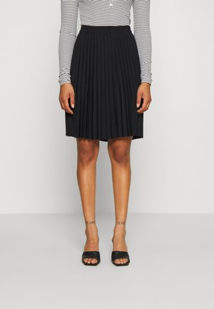 ALEXIS SHORT SKIRT - Mini skirt - black