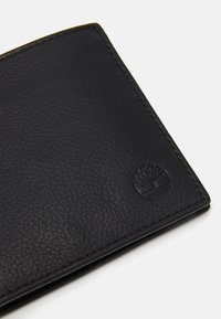 Timberland - MAN WALLET AND COIN POUCH - Wallet - black - 5