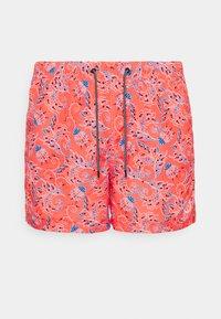 Jack & Jones - JJIBALI JJSWIM MIXED - Swimming shorts - hot coral - 3