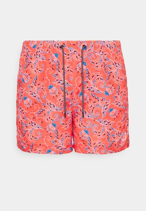 JJIBALI JJSWIM MIXED - Shorts da mare - hot coral