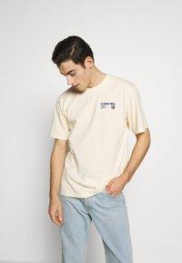 Edwin - NO DANCING  - T-shirt con stampa - vanilla - 2