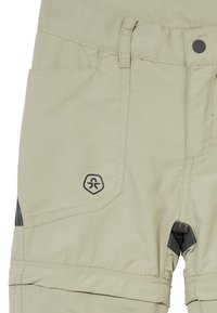 Color Kids - TIGGO ZIP OFF PANTS - Outdoor trousers - seagrass - 4