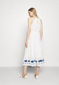 Desigual - Robe d'été - white - 2