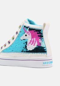Skechers - TWI LITES 2.0 - High-top trainers - white/multi/turquoise - 4