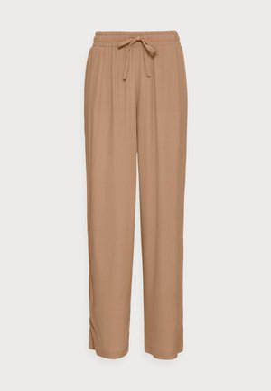 MIKALI - Trousers - maple