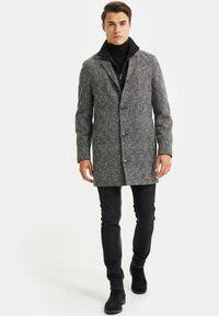 WE Fashion - Classic coat - grey - 1
