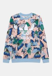 adidas Originals - CREW - Sweatshirt - haze coral/multicolor - 0