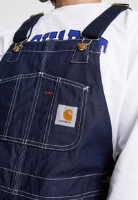 Carhartt WIP - SIMPLE PANT NORCO - Straight leg -farkut - blue rigid - 6