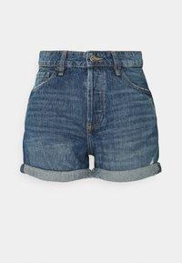 edc by Esprit - Shorts di jeans - blue medium wash - 0