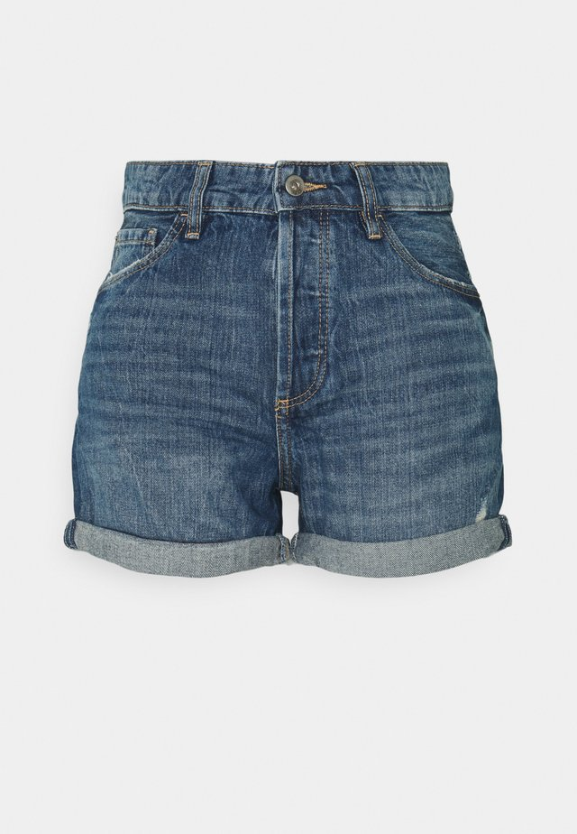 Shorts di jeans - blue medium wash